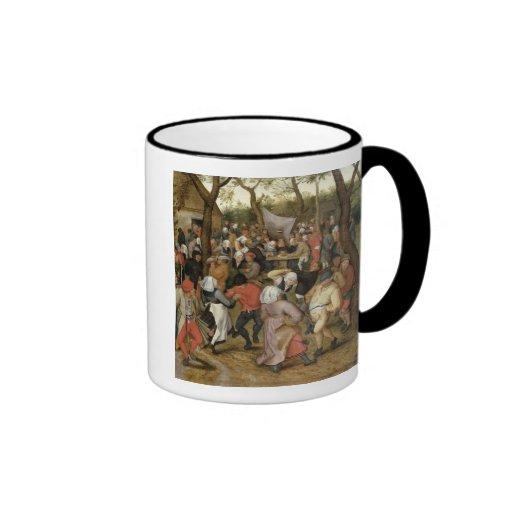 The Wedding Feast Coffee Mugs