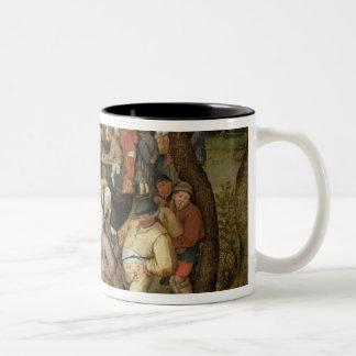 The Wedding Feast Two-Tone Mug