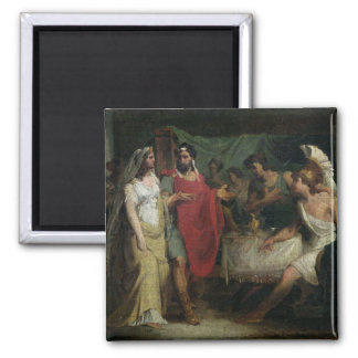 The Wedding of Alexander the Great  and Roxana Magnet