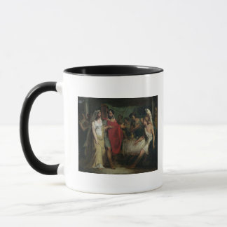The Wedding of Alexander the Great  and Roxana Mug