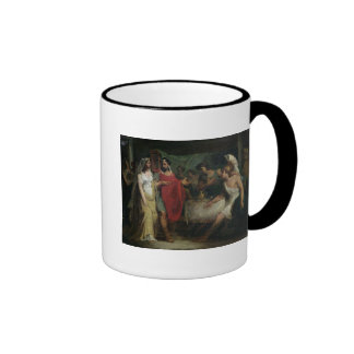 The Wedding of Alexander the Great  and Roxana Ringer Mug