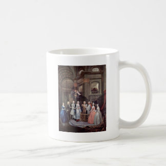 The Wedding Of Stephen Beckingham And Mary Cox By Coffee Mug
