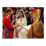 The Wedding of Their Royal Highnesses Postcard
