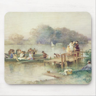 The Wedding Party Mouse Pad