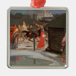 The Wedding Procession Christmas Ornament
