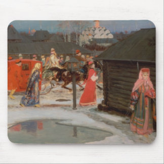The Wedding Procession Mouse Mat