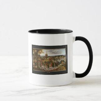 The Wedding Procession Mug