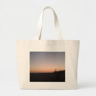 The Wedge Newport Beach California Canvas Bags