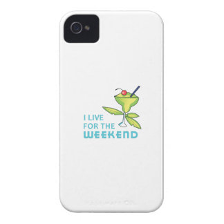 The Weekend iPhone 4 Case
