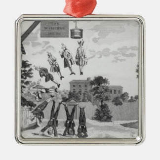 The Weighing House Christmas Ornament