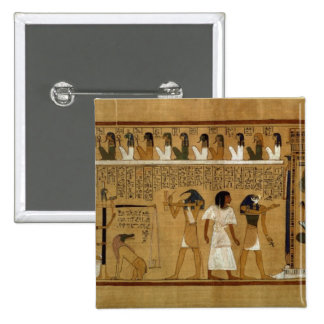 The Weighing of the Heart against Maat's Feather Pin