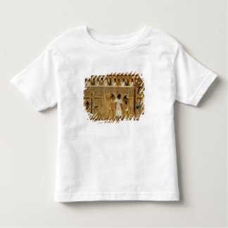 The Weighing of the Heart against Maat's Feather Toddler T-Shirt