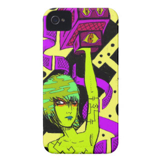 The Weight of Infinity color iPhone 4 Covers