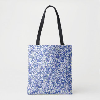 THE WEIMARANER AND THE BEE ALL-OVER-PRINT TOTE BAG