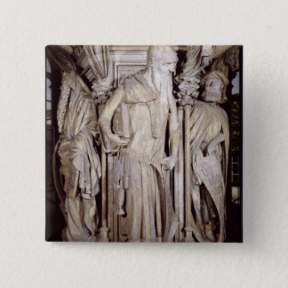 The Well of Moses 15 Cm Square Badge