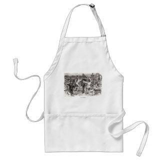 The Welsher Standard Apron