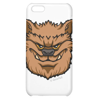 The Werewolf Brown iPhone 5C Covers