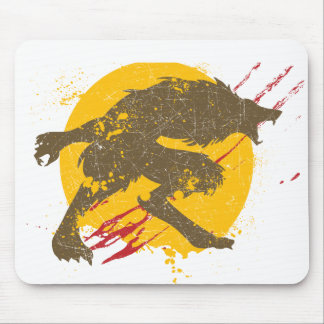 The Werewolf Mousepad