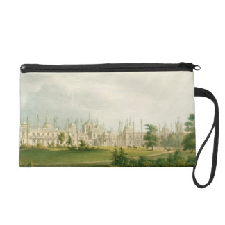 The West Front, from 'Views of the Royal Pavilion, Wristlet