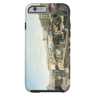 The West Front of the Parthenon, plate 19 from Par Tough iPhone 6 Case