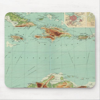 The West Indies 2 Mouse Mat