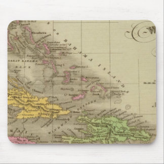 The West Indies Mouse Mat