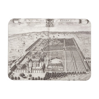 The West Prospect of Knole, from 'Thirty Six Diffe Rectangular Magnet