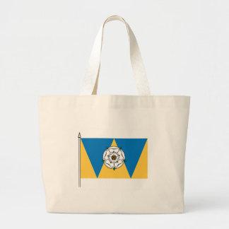 The West Yorkshirian Flag Canvas Bags