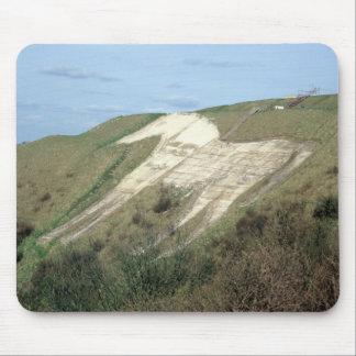 The Westbury White Horse Mouse Mat