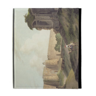 The Western Entrance of Shere Shah's Fort, Delhi, iPad Folio Cover