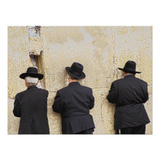 The Western Wall Posters