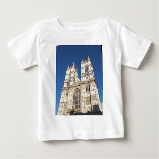 The Westminster Abbey church in London UK Baby T-Shirt