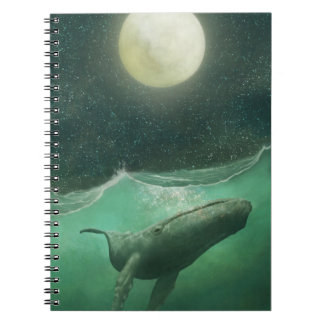 The Whale & the Moon Notebooks