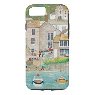 The Wharf at Mousehole iPhone 7 Case