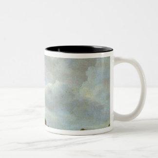 The Wheatfield Two-Tone Coffee Mug