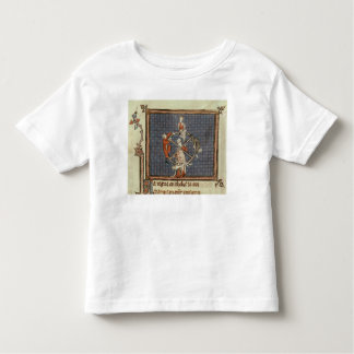 The Wheel of Fortune, from Ovide Moralise Toddler T-Shirt