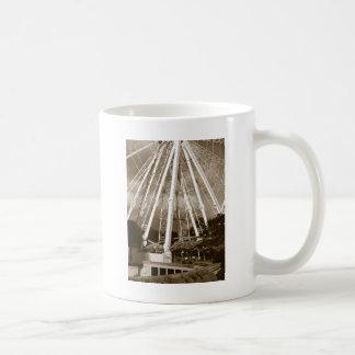 The Wheel of Plymouth Coffee Mug