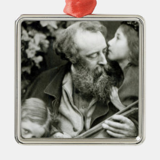 The Whisper of the Rose Christmas Ornament