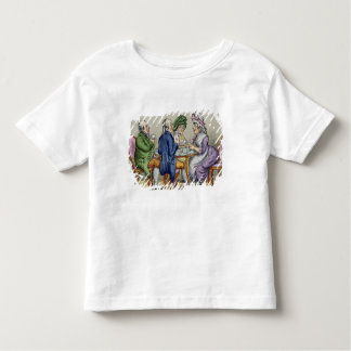 The Whist Party (colour litho) Toddler T-Shirt