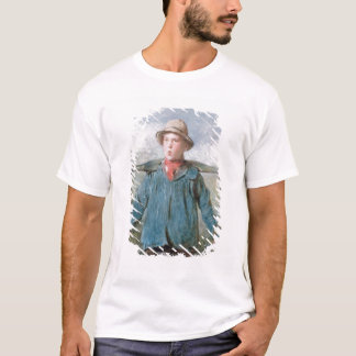 The Whistling Farm-Hand, 19th century (w/c and bod T-Shirt