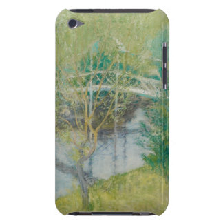 The White Bridge, c.1895 (oil on canvas) iPod Touch Covers
