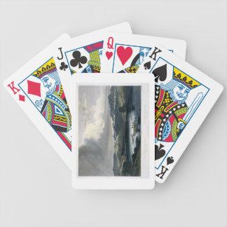 The White Castels on the Upper Missouri, plate 37 Poker Deck