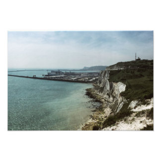 The White Cliffs of Dover Photo Print