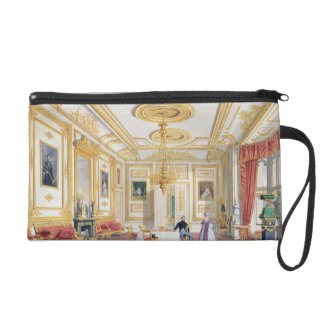 The White Drawing Room at Windsor Castle (colour l Wristlet