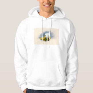 The White Hackle Hoodie