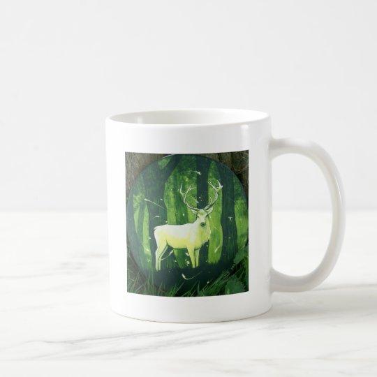 The White Hart Coffee Mug