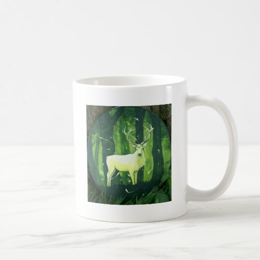The White Hart Mug