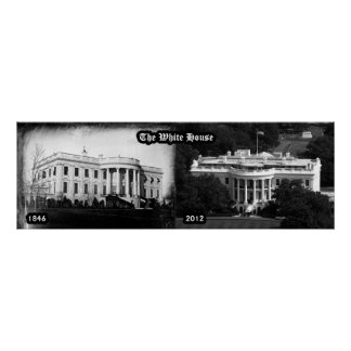 The White House - 1846 2012 Print
