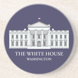 The White House Commemorative Coaster