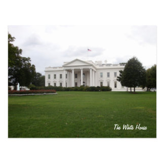 The White House Postcard